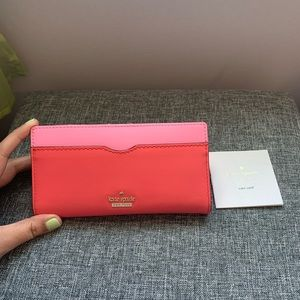 NWOT Cameron Stacy Wallet